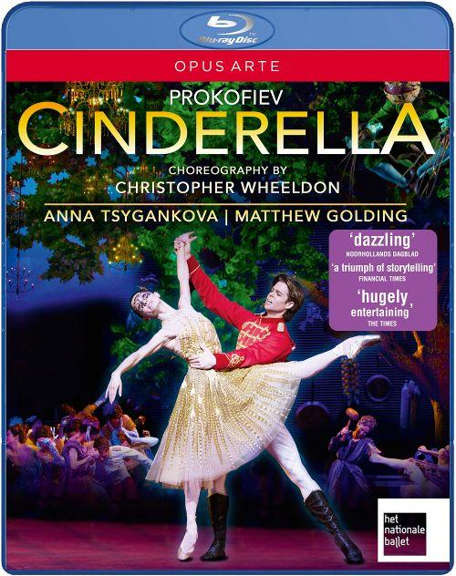 Prokofiev: Cinderella [Video] [Blu-Ray Disc] 32989503