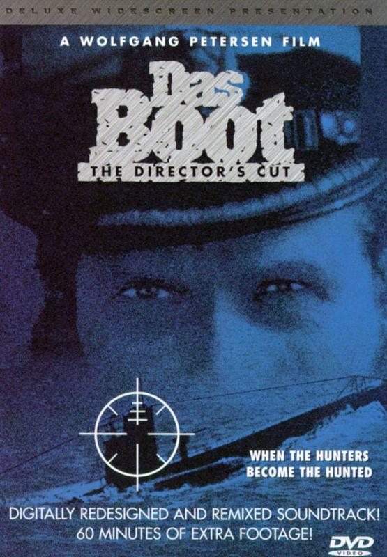 Das Boot: The Director's Cut [DVD] [1997] 3299709