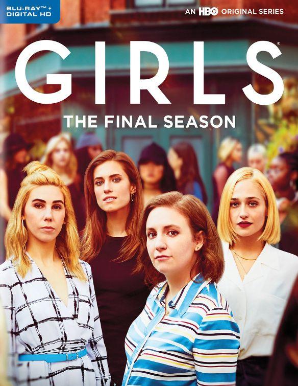 Girls: The Complete Sixth Season [Includes Digital Copy] [UltraViolet] [Blu-ray] [2 Discs] 33006429
