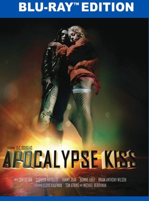 Apocalypse Kiss [Blu-ray] [2014] 33007935
