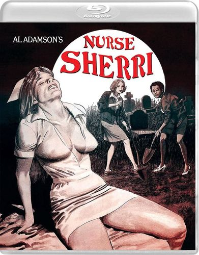 The Possession of Nurse Sherri [Limited Edition] [Blu-ray/DVD] [2 Discs] [1978] 33009788
