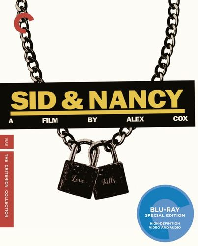 Sid and Nancy [Criterion Collection] [Blu-ray] [1986] 33010257