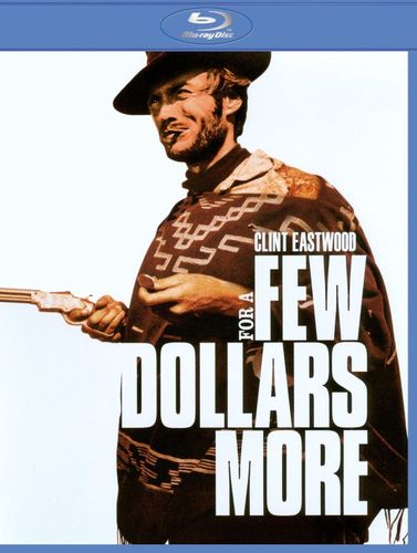 For a Few Dollars More [Blu-ray] [1965] 3301113