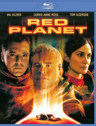 Red Planet [Blu-ray] [2000] 3301265