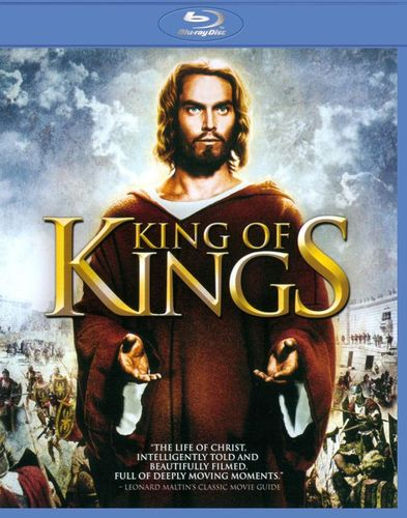 King of Kings [Blu-ray] [1961] 3301459