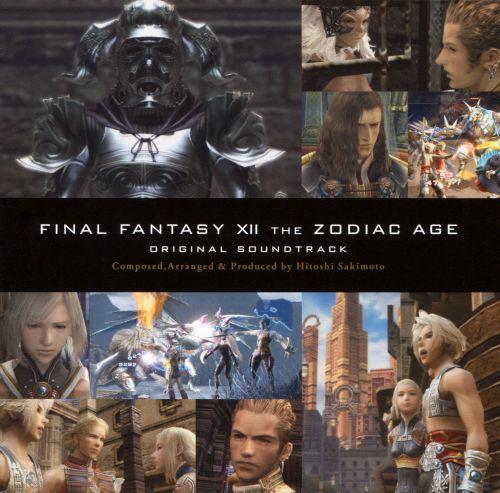 Final Fantasy XII: The Zodiac Age [Original Soundtrack] [Blu-Ray Audio] 33029176