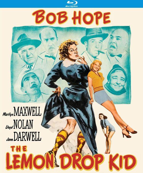 The Lemon Drop Kid [Blu-ray] [1951] 33030459