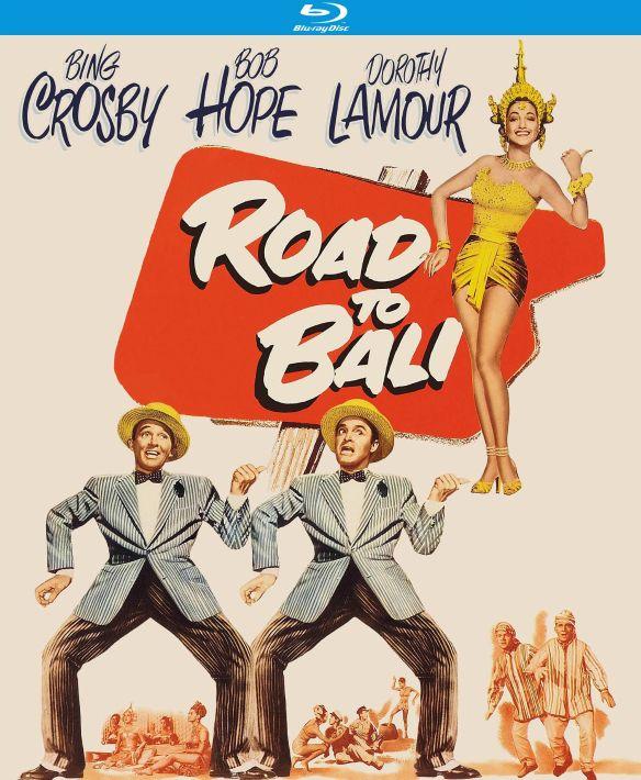 Road to Bali [Blu-ray] [1952] 33030495