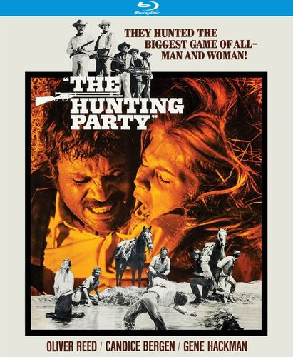 The Hunting Party [Blu-ray] [1971] 33030511