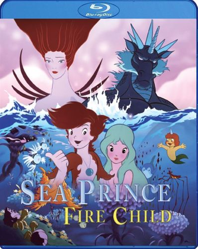Sea Prince and the Fire Child [Blu-ray] [1981] 33030566