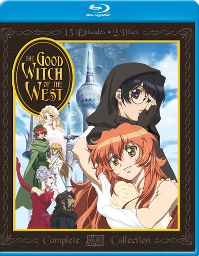 The Good Witch of the West: Complete Collection [Blu-ray] [2 Discs] 33034553