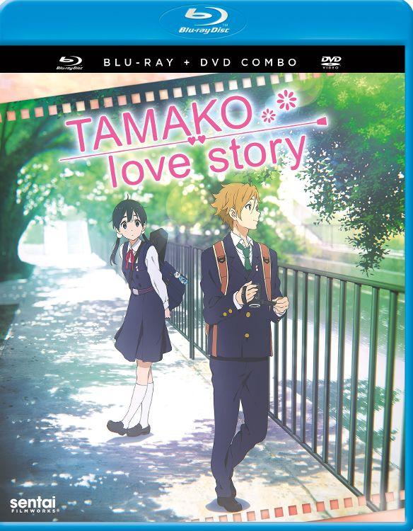 Tamako Love Story [Blu-ray/DVD] [2 Discs] [2014] 33034799