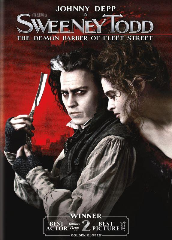 Sweeney Todd: The Demon Barber of Fleet Street [DVD] [2007] 33042207