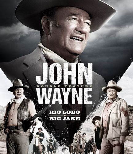 John Wayne Double Feature: Rio Lobo/Big Jake [Blu-ray] [2 Discs] 33042261