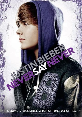 Justin Bieber: Never Say Never [DVD] [2011] 33042462