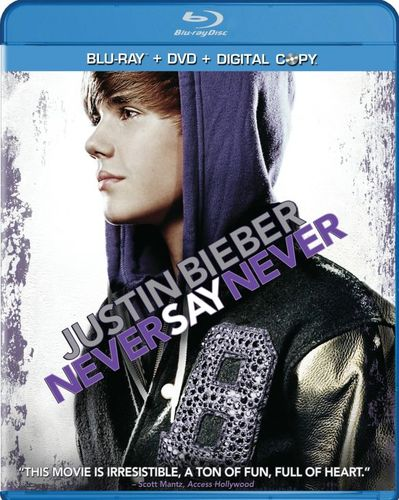 Justin Bieber: Never Say Never [Blu-ray] [2011] 33042471
