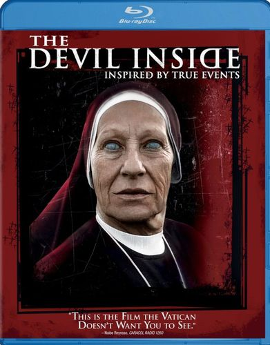 The Devil Inside [Blu-ray] [2012] 33042542