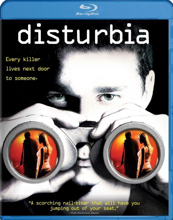 Disturbia [Blu-ray] [2007] 33042579