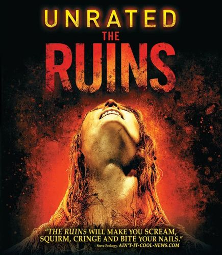 The Ruins [Unrated] [Blu-ray] [2008] 33042624