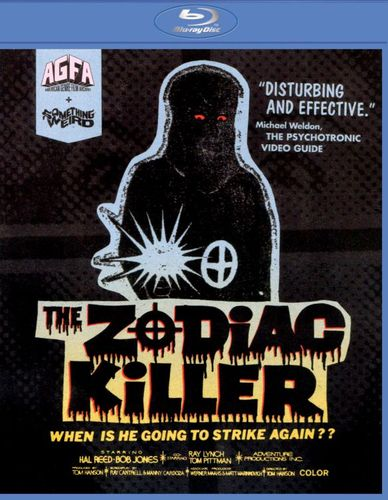The Zodiac Killer [Blu-ray] [2 Discs] 33045204