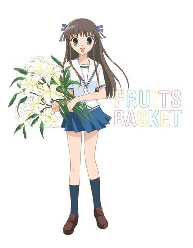 Fruits Basket: The Complete Series [Sweet Sixteen Anniversary Edition] [Blu-ray] 33045576