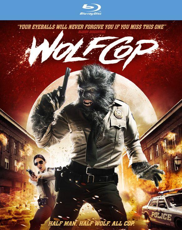 WolfCop [Blu-ray] [2014] 3306219