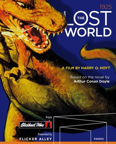 The Lost World [Blu-ray] [1925] 33096573