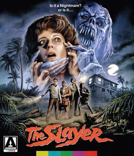 The Slayer [Blu-ray] [2 Discs] [1982] 33103656