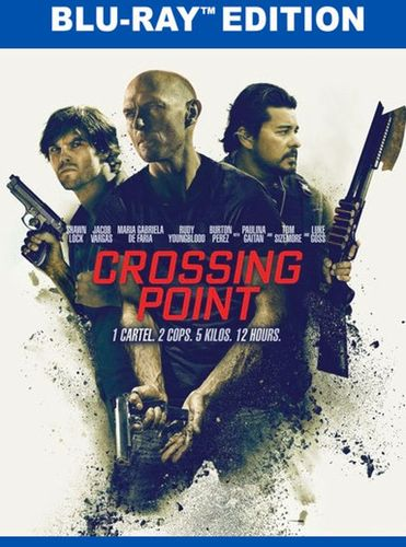 Crossing Point [Blu-ray] [2016] 33105972