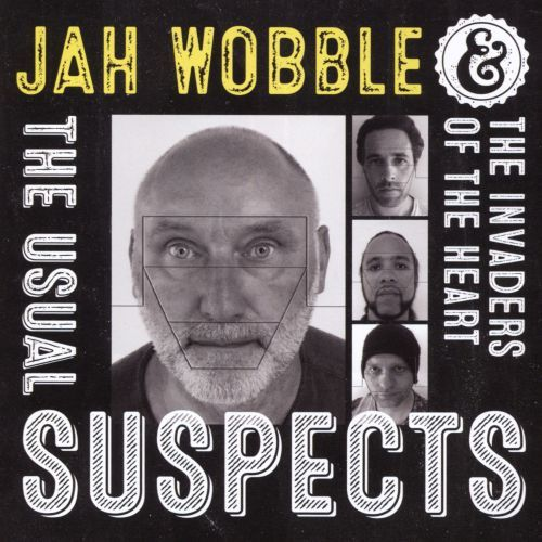 The Usual Suspects [CD] 33110256