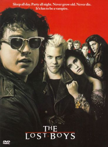 The Lost Boys [P & S] [DVD] [1987] 3311044