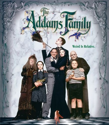 The Addams Family [Blu-ray] [1991] 33118939
