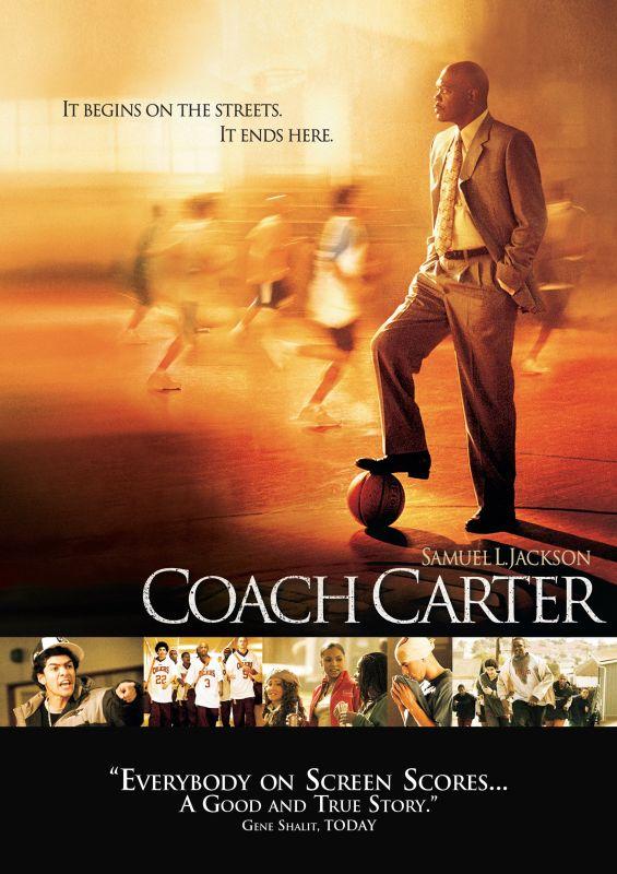 Coach Carter [DVD] [2005] 33119046