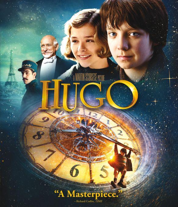 Hugo [Blu-ray] [2011] 33119124