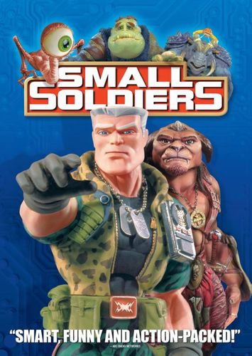 Small Soldiers [DVD] [1998] 33120298