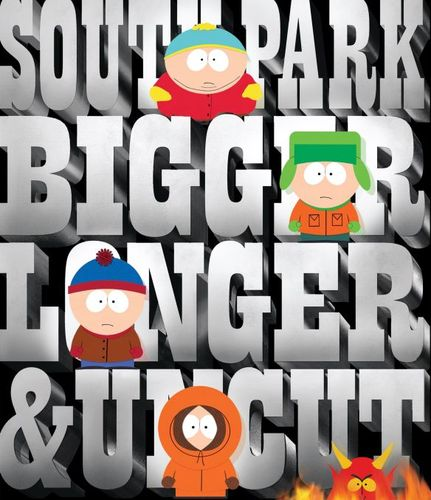 South Park: Bigger, Longer and Uncut [Blu-ray] [1999] 33120302