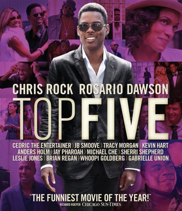 Top Five [Blu-ray] [2014] 33120384