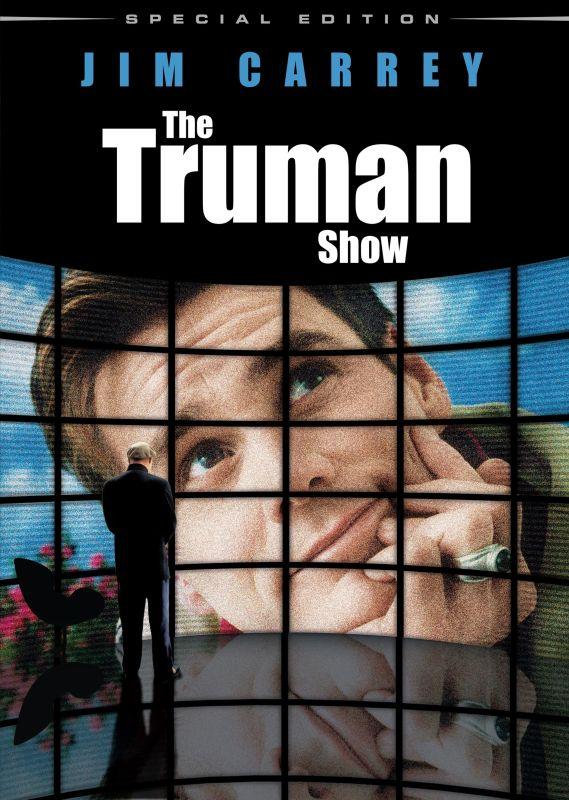 The Truman Show [DVD] [1998] 33120393