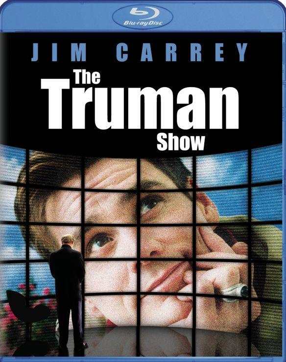 The Truman Show [Blu-ray] [1998] 33120435