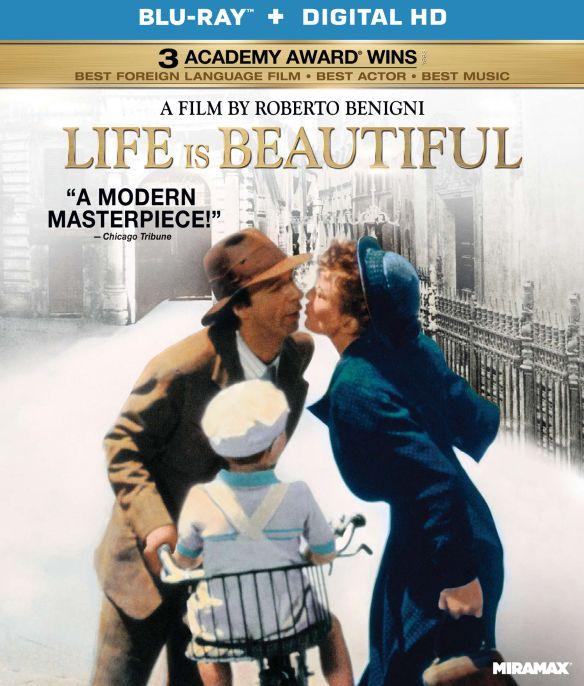 Life Is Beautiful [Blu-ray] [1997] 33124221