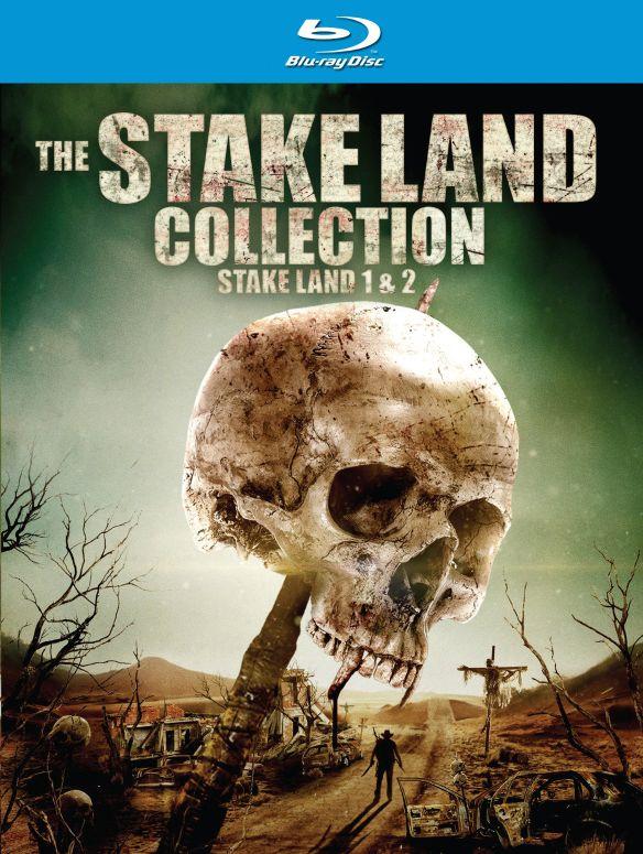 The Stake Land Collection: Stake Land/Stake Land 2 [Blu-ray] [2 Discs] 33125756