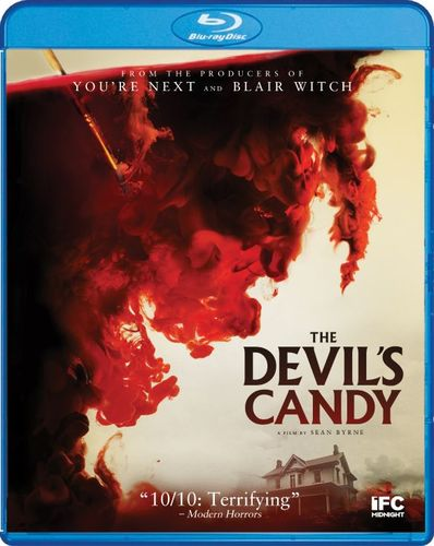 The Devil's Candy [Blu-ray] [2015] 33130494