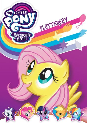 My Little Pony: Friendship Is Magic - Fluttershy [DVD] 33130529