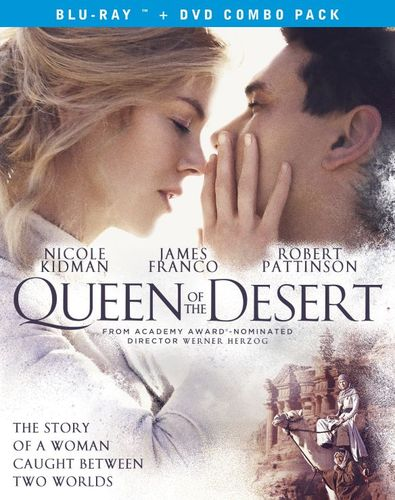 Queen of the Desert [Blu-ray] [2015] 33130565