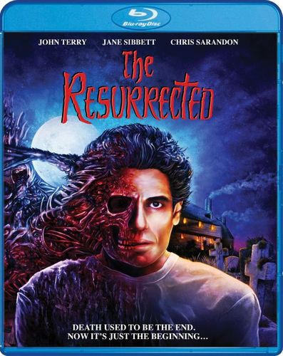 The Resurrected [Blu-ray] [1991] 33130638