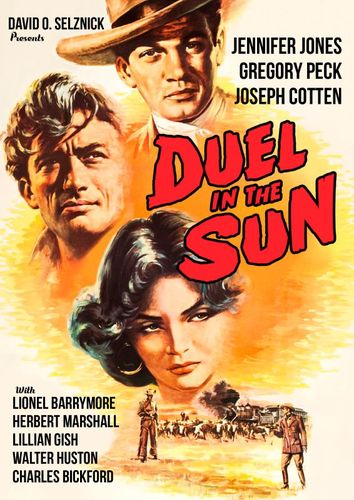 Duel in the Sun [DVD] [1946] 33141289