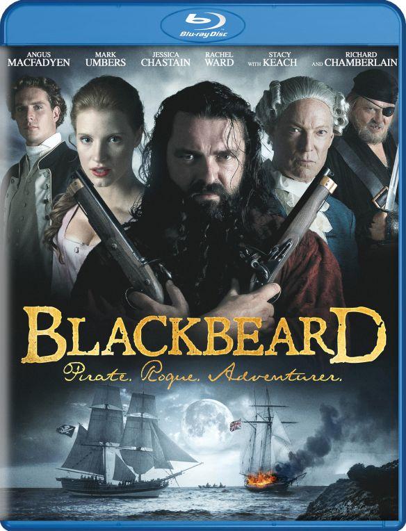 Blackbeard [Blu-ray] [2006] 33148341