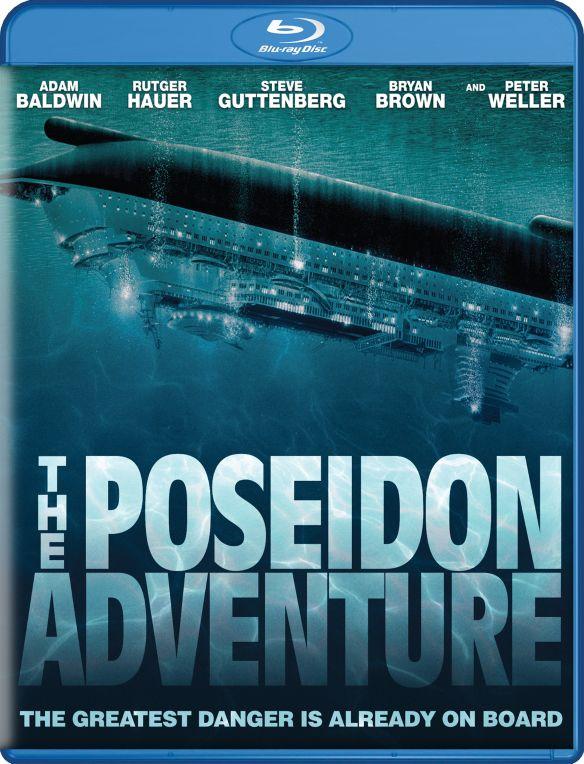 The Poseidon Adventure [Blu-ray] [2005] 33148369