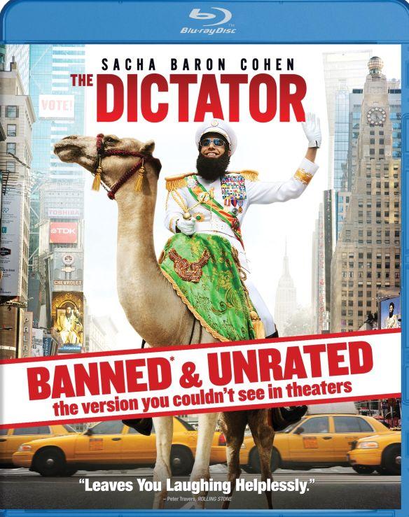 The Dictator [Blu-ray] [2012] 33155528