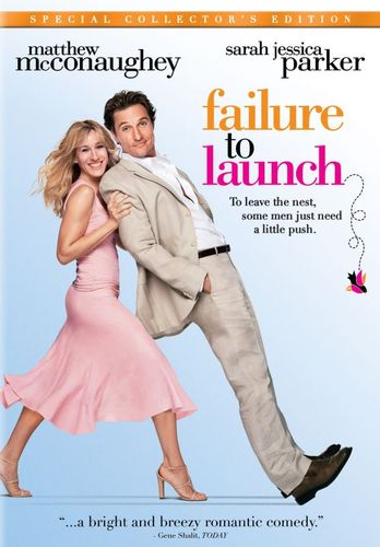 Failure to Launch [DVD] [2006] 33155655